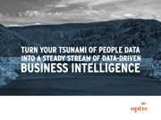 Turn Your Tsunami of People Data Into a Steady Stream of Data-driven Business Intelligence Thumbnail