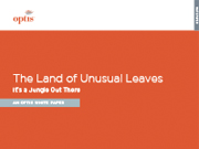 The Land of Unusual Leaves — It's a Jungle Out There Thumbnail