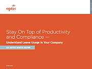 Stay On Top of Productivity and Compliance — Understand Leave Usage in Your Company Thumbnail